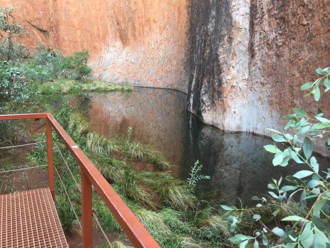 カンジュの滝