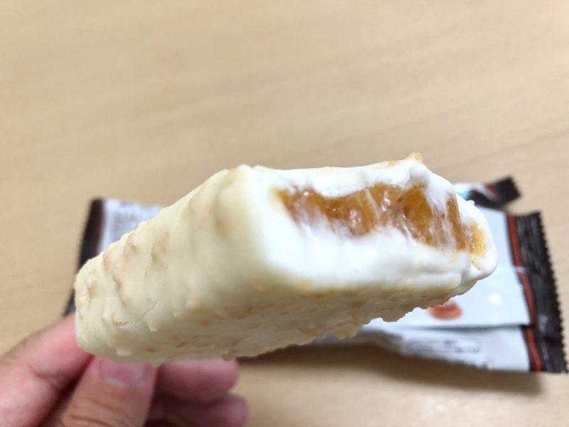 シロノワール味アイスバー