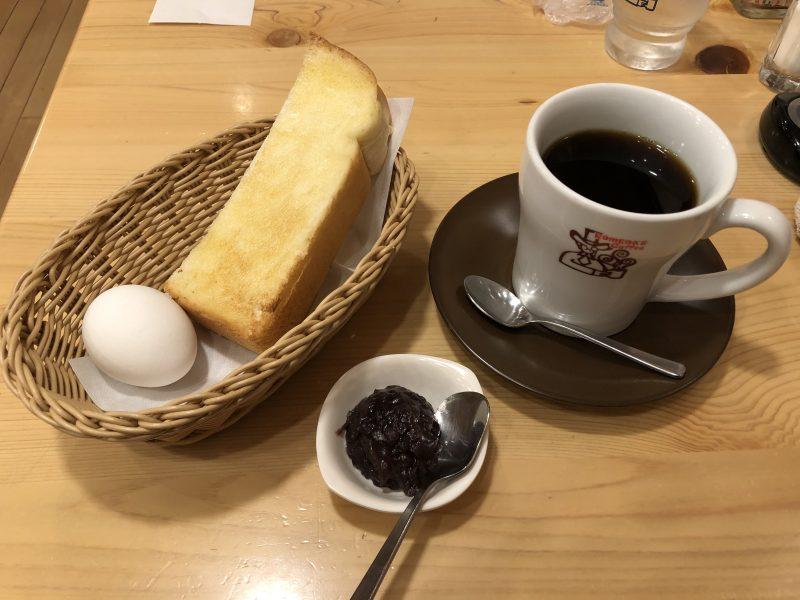 コメダ珈琲新宿御苑店