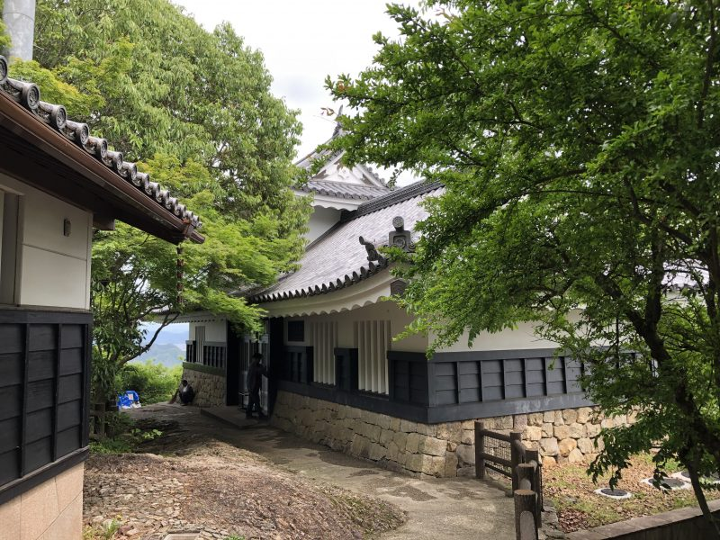 岐阜城資料館
