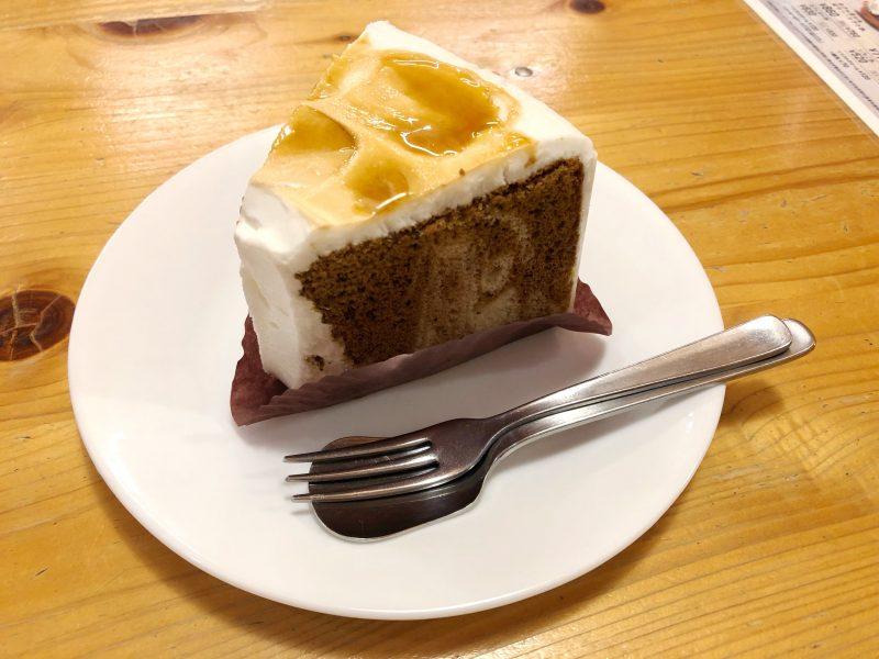 期間限定ケーキのティーまーぶる