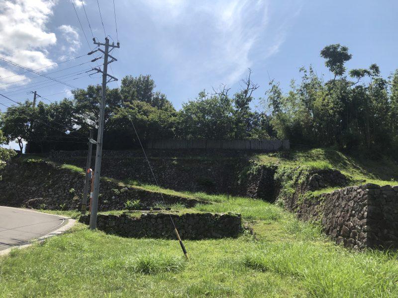 西高木家陣屋跡