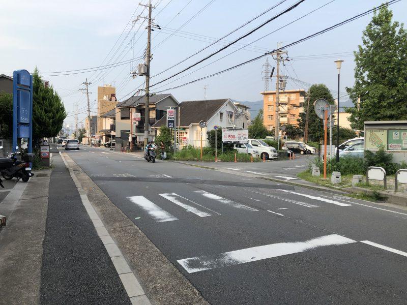 新小栗栖街道