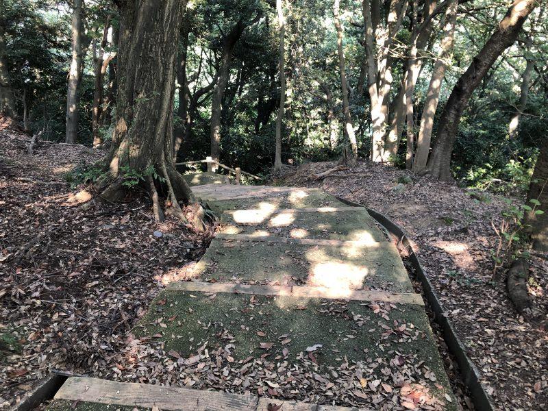 金ケ崎城・二の木戸跡