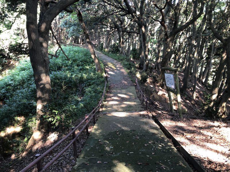 金ケ崎城・一の木戸跡