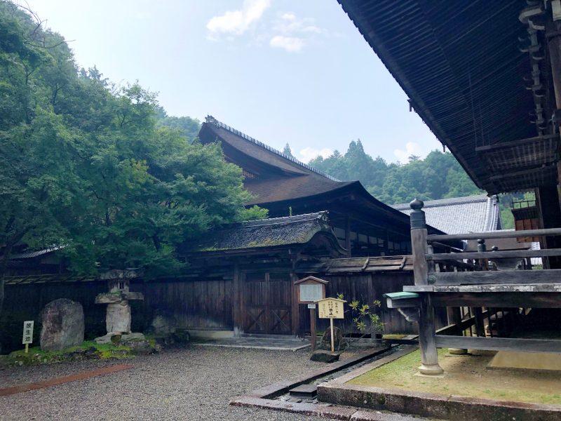 西教寺客殿