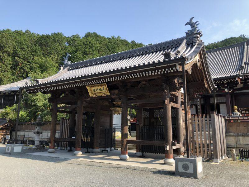本圀寺・三門