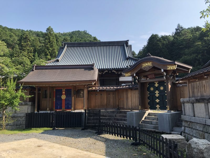 本圀寺・二天門と勅使門