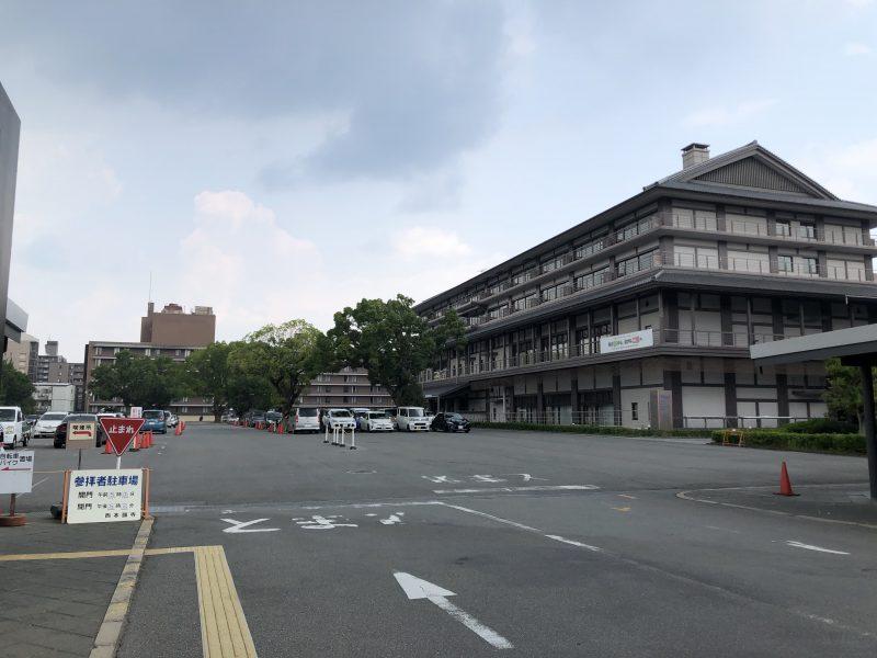 西本願寺駐車場